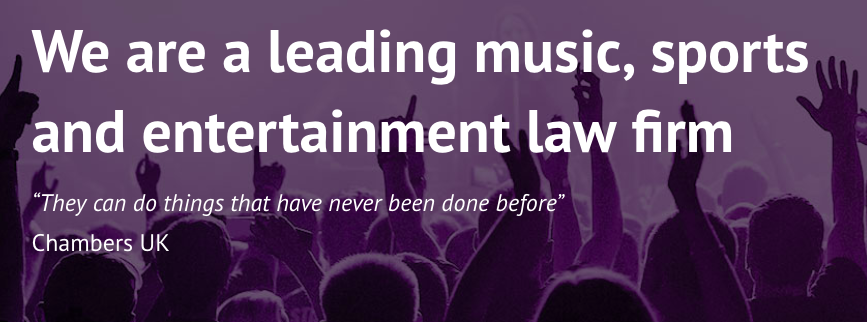 Music, Sports and Entertainment Solicitors | London | Bray & Krais